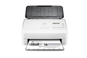 HP Scanjet Enterprise Flow 7000 s3 Scanner zur Beleg-Digitalisierung